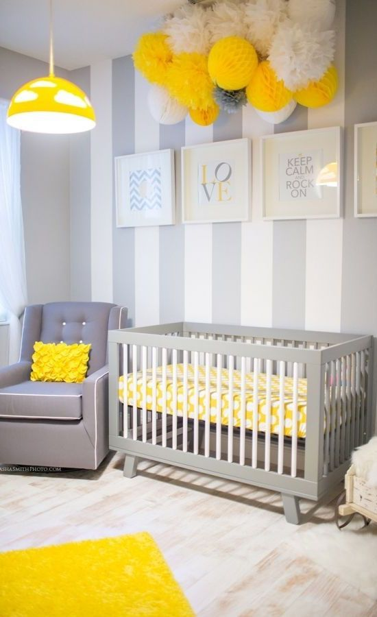 With Another Color Besides Yellow** 34 Baby Nursery Ideas That Youu0027re Going  To Love .