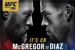 Welcome to Watch Nate Diaz vs Conor McGregor Live Stream UFC 196 PPV Saturday, March 5, 2016. Enjoy UFC 196 Nate Diaz vs McGregor Live streaming Watch online on PC, Laptop, IOS, DROID, MAC, Windows…