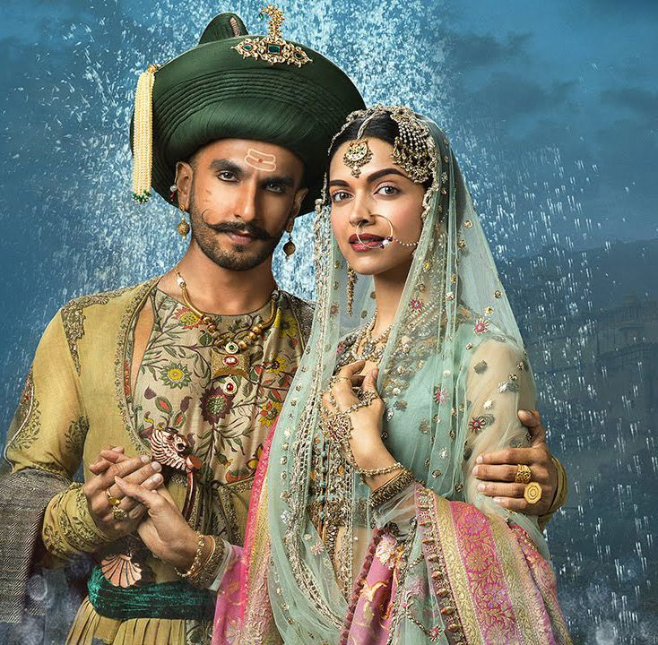 9 Stills From Bajirao Mastani That Shows The Costume Designer Anju Modi's Genius - Bollywoodoo - Bollywood Gossips, Photos, News, Viral Articles