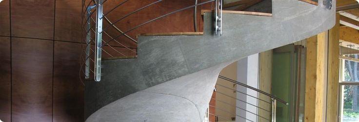 Cassaforma in polistirolo per il getto in opera di fondo scivolo scala