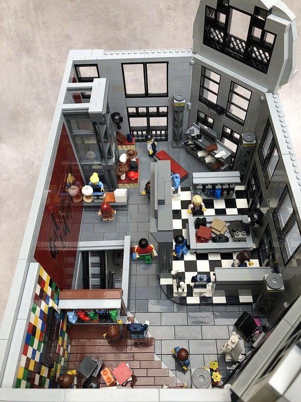 Lafayettea MallMega Lego Furniture French Galeries Bloks 9YD2IeWHbE