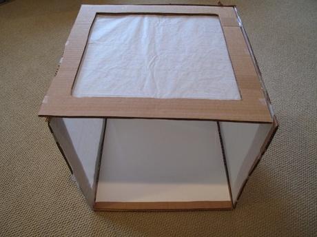 Diy Collapsible Light Box Light Box Photography Photo Light Box Light Box Diy
