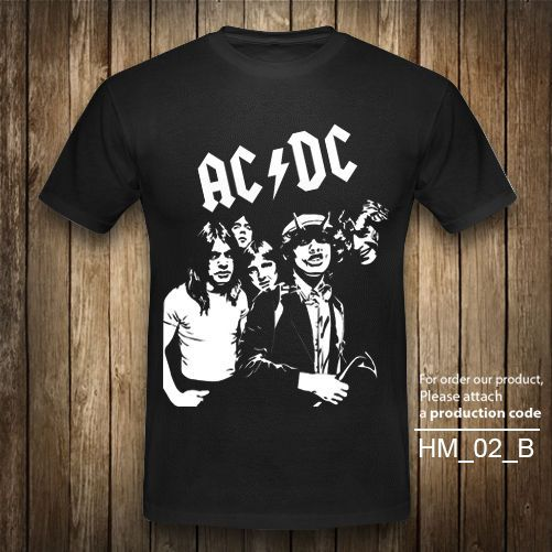 ACDC VEXEL Heavy Metal Rock Band T-shirt Vintage Retro Black Graphic Tee XS-2XL #Unbranded #GraphicTee