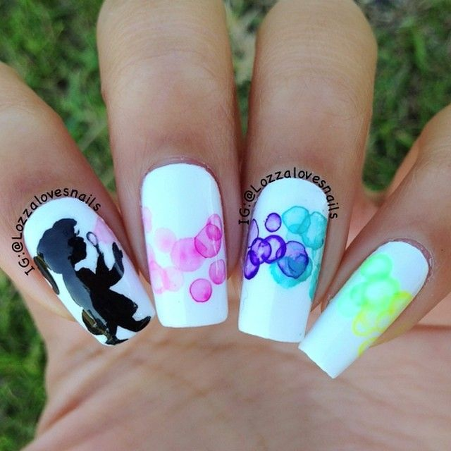 Best 25+ Bubble nails ideas on Pinterest   Creative nail ...