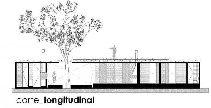 Resultado de imagen para cortes arquitectónicos dibujados a mano