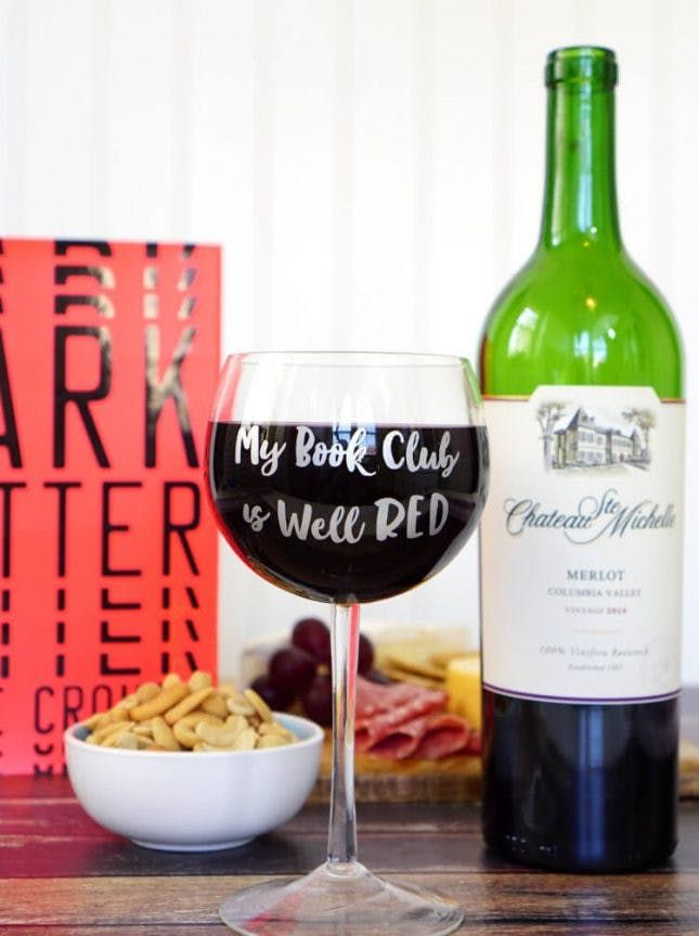 19 Ideas for Hosting the Most Epic Book Club Party | Brit Co