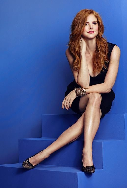 Sarah Rafferty/Donna Paulsen from Suits- fashion