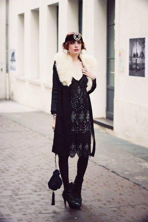 20 beautiful retro vintage flapper dresses can not resist loving