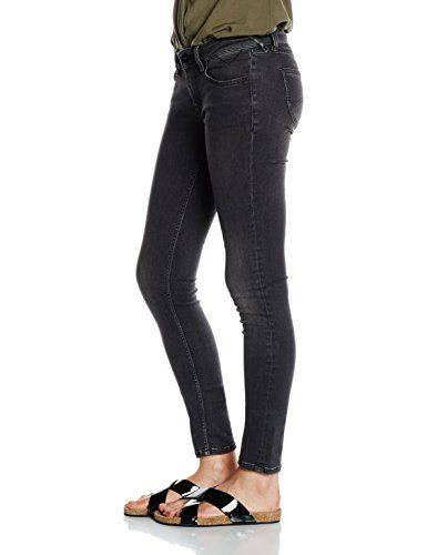Amazon collection - Hilfiger Denim Women's Low Rise Skinny Sophie Dywbst Jeans, Black-Schwarz (Dynamic Washed Blk Str 731), 27W/30L