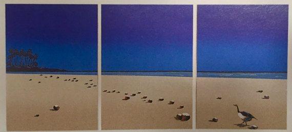 Fine Art Giclee PrintMulti Panel ArtLarge by ArchStudioGallery