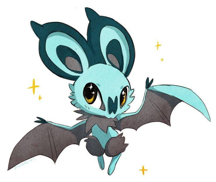 Shiny Noibat Pokemon Gotta Catch Em All Pinterest