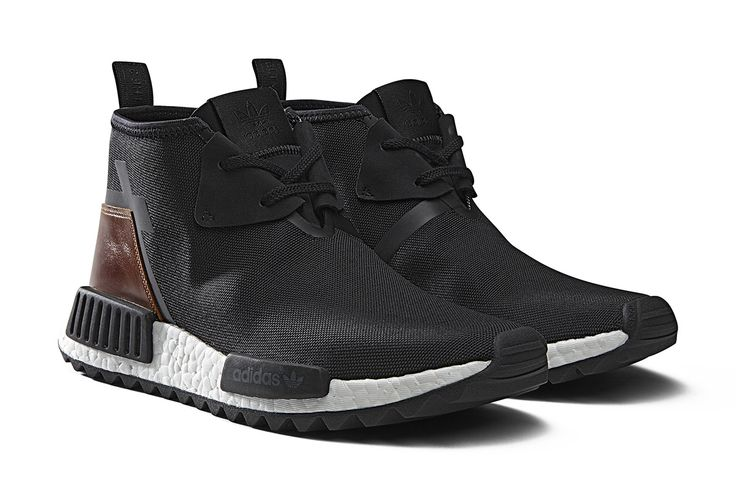 adidas to Introduce Trail Edition of the NMD C1 Chukka - EU Kicks: Sneaker…