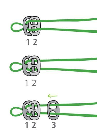 How to make Soda Tab Jewelry: