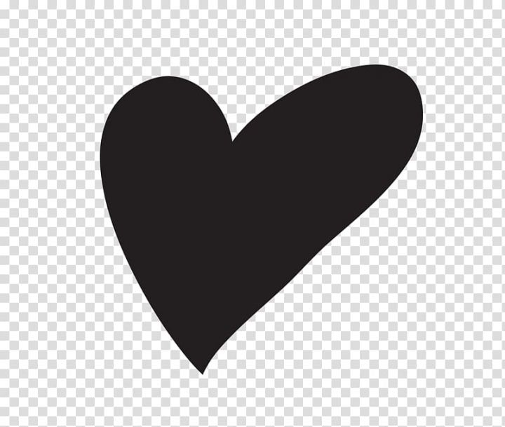 Black Heart Illustration Heart Drawing Hand Drawn Heart Shaped Transparent Background Png Clipart Heart Drawing Heart Illustration Heart Hands Drawing