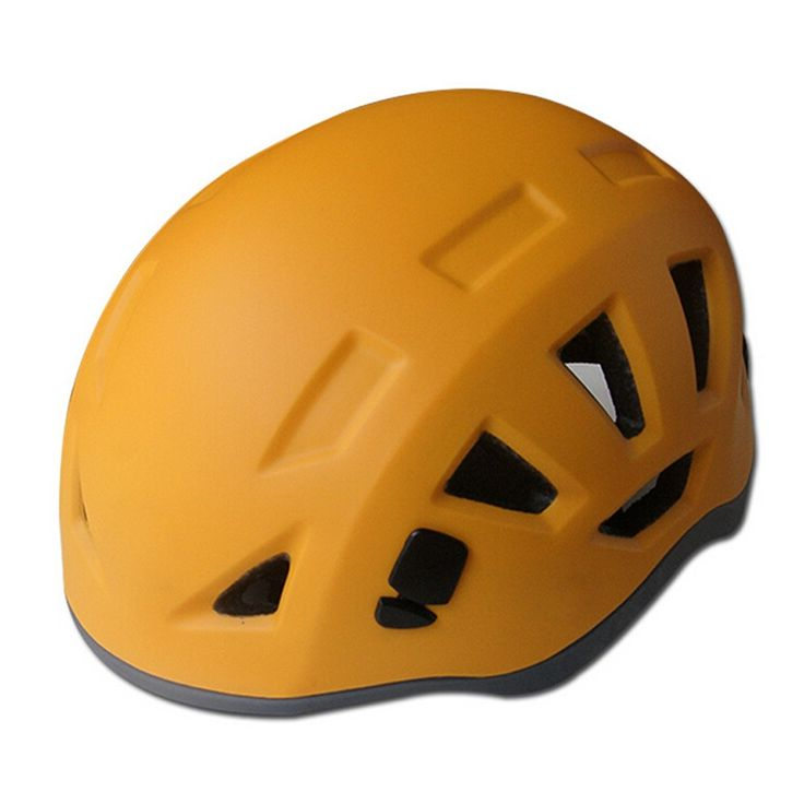 (49.98$)  Watch now - http://aiesx.worlditems.win/all/product.php?id=32795226336 - Mountain Climbing Helmet Integrally-molded Breathable Safety Climbing Helmet PC+EPS 255g Rock Climbing Helmet