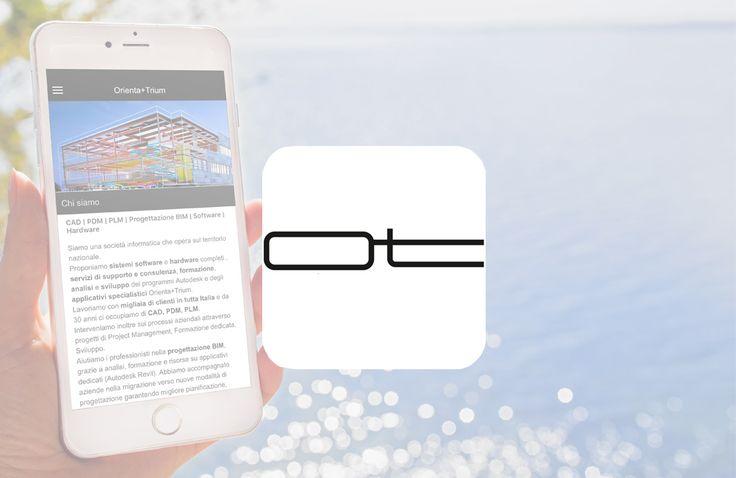 Anche Orienta+Trium ha scelto appYgo per entrare nel mondo mobile. Scopri subito anche tu appYgo http://www.appygo.it