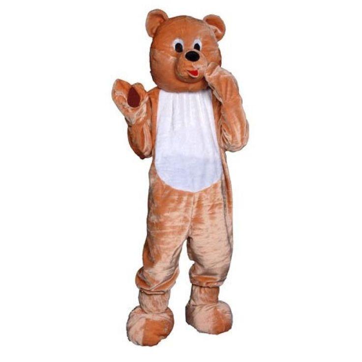 Adult Energizer Bunny Mascot Costume Set - X-Large 16-18