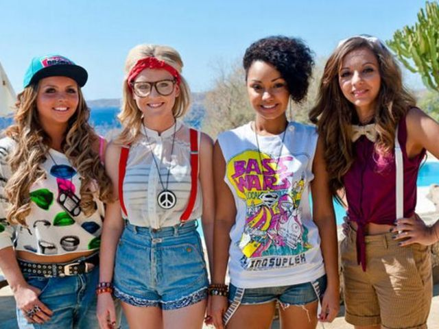 Which Fergie song did Little Mix sing at Judges' Houses on X Factor?