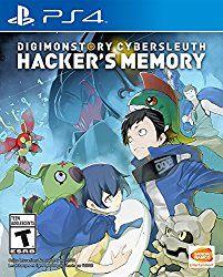 Digimon Story Cyber Sleuth: Hacker's Memory - PlayStation 4 Bandai Namco Entertainment