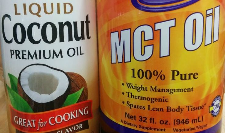 MCT Oil (Liquid Coconut Oil): The Coconut Oil Dregs http://www.thehealthyhomeeconomist.com/mct-oil-the-coconut-oil-dregs/