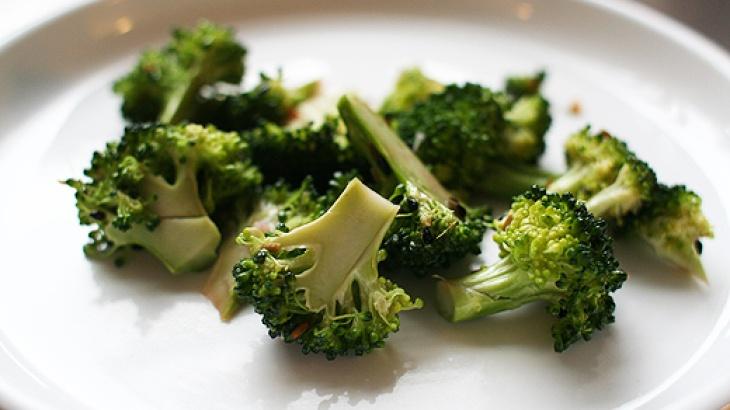 Sesame Cured Broccoli Salad | Vegan Main Dishes | Pinterest | Broccoli ...