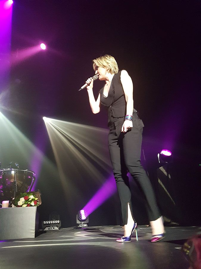 Patricia Kaas - Concert Lille - 31 March 2017