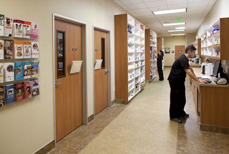 Photo gallery: Trends in veterinary hospital design - Hospital Design