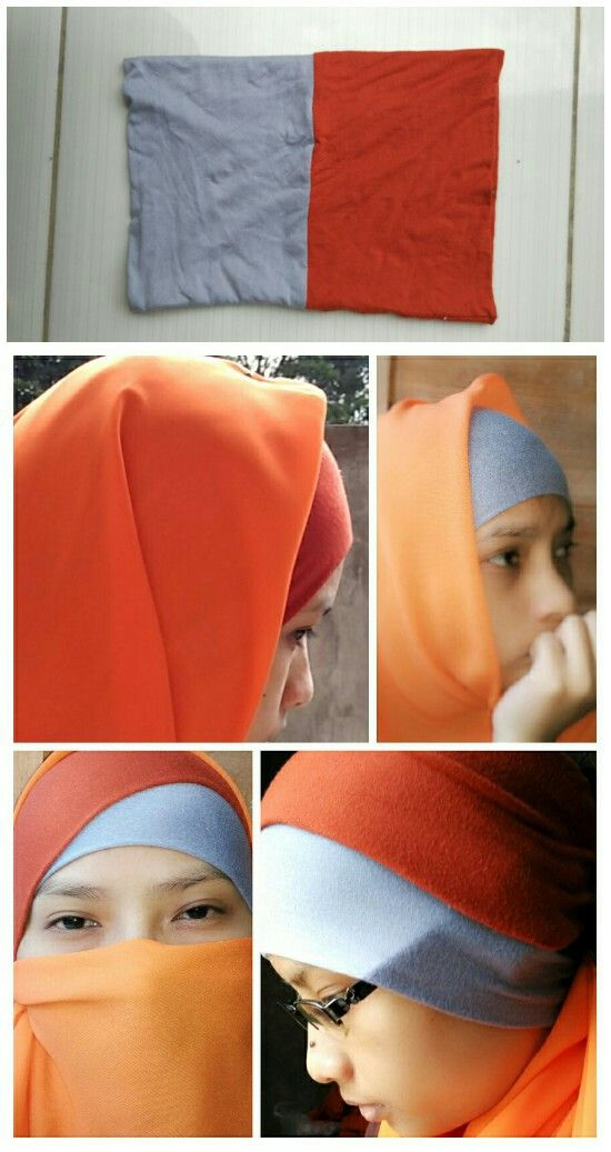 DIY : Underscarf hijab very simple sew, you can see how to make it on youtube https://youtu.be/MRH8OBu9gdI