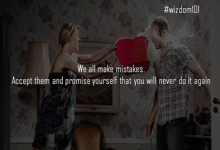 We all make mistakes...learn from it and move on! https://newselfhelp.com
