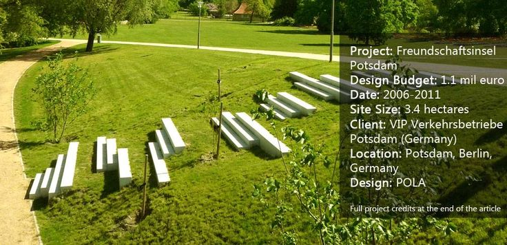 Fresh Freundschaftsinsel Potsdam Park Is Keeping it Simple Always The Best Policy When it Comes to Park Design Ideias para a casa Pinterest