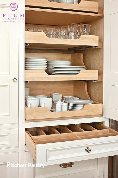 15 Formidably Functional DIY Tips For Your Kitchen\u0027s Pantry 1 in