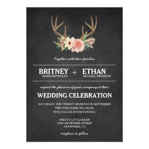 Wedding Arch Antlers Decoration Ideas: Best 25+ Deer Antler Wedding Ideas On Pinterest
