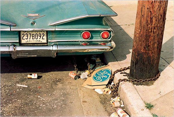 William Eggleston photograph