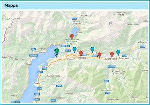 Da Colico, lungo l'Adda, tra prati, boschi e montagne Descrizione itinerario Di Paolo Patanè Il sentiero Valtellina è un magnifico percorso ciclopedonale che parte da Colico, all'estremità nord del lago di Como, e arriva fino a Bormio. È una ciclovia in sede protetta, larga e sicura, che costeggia il corso dell'Adda, in un magnifico scenario…
