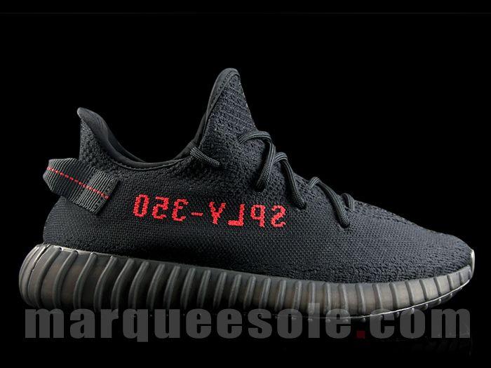 0ca7c88d092cd Yeezy Boost 350 V2 Black Red CP9652
