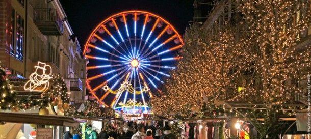 carathotels Blog – Stern im Norden – Der Weihnachtsmarkt in Schwerin