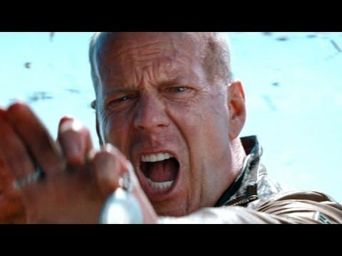 i want to meet bruce willis