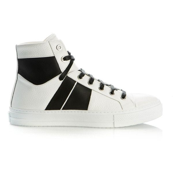 Affordable Online AMIRI White Leather Sneakers Classic Cheap Price For Sale The Cheapest Clearance Store For Sale Official Sale Online 0EwvujWQ