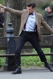 Image result for doctor who matt smith boots