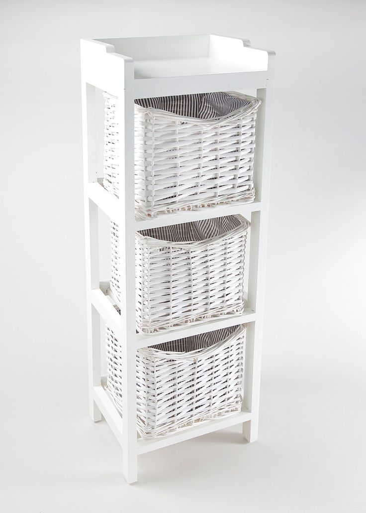 Picture Gallery For Website Set of Split Willow Drawers cm x cm x cm u Matalan Bathroom StorageDrawers