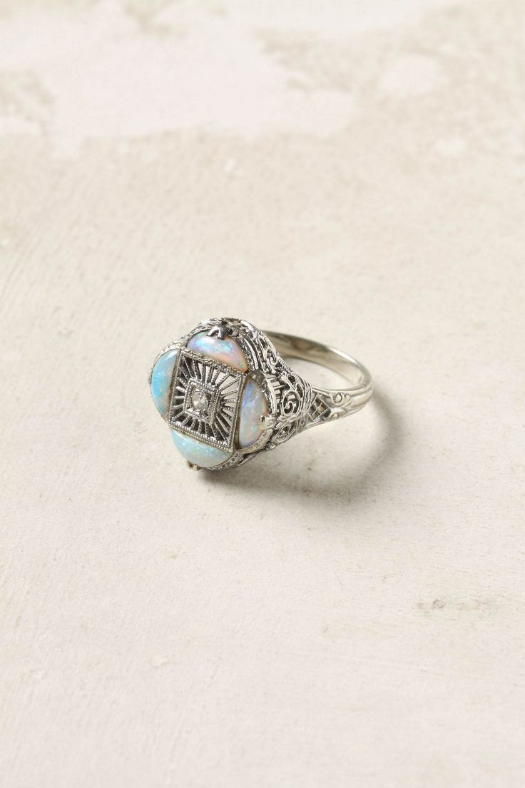 lovely right hand ring