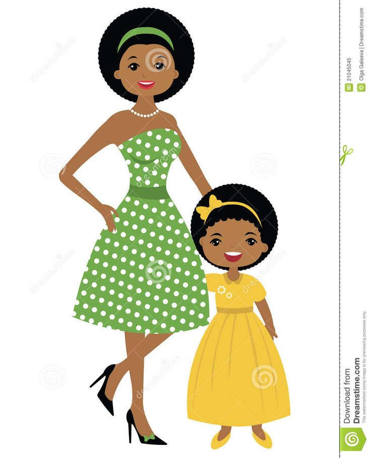 African American Business Woman Clipart - Free Clip Art ...