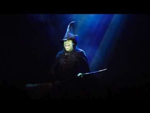 ▶ Wicked- Defying Gravity(best)- Lindsay Mendez - YouTube.  I think I just fell in love.