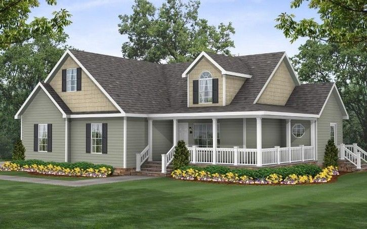 Shelby V 10 12 Roof Pitch With Bonus Area Architectural Shingles Pitched Roof Cottage Design