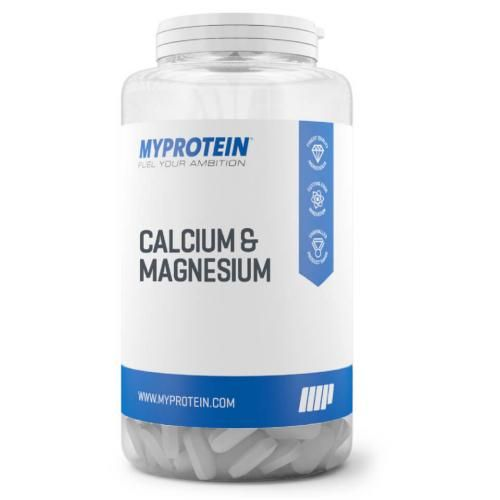 #Calcium and magnesium 270 tablets  ad Euro 30.09 in #Myprotein #Nutrizione sportiva