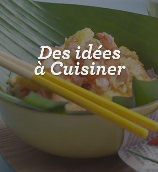 Idées à cuisiner