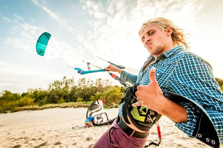 www.scandal.pl Kitesurfing