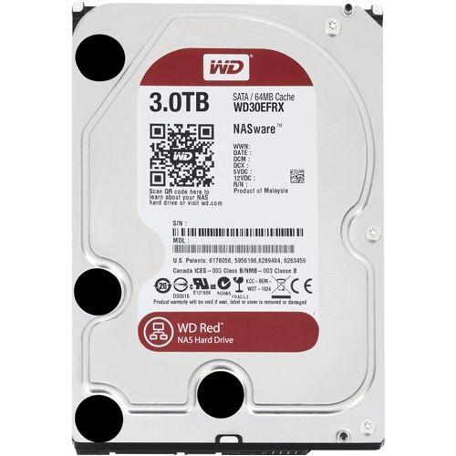 WESTERN DIGITAL 3TB WD30EFRX CAVIAR RED ~$180