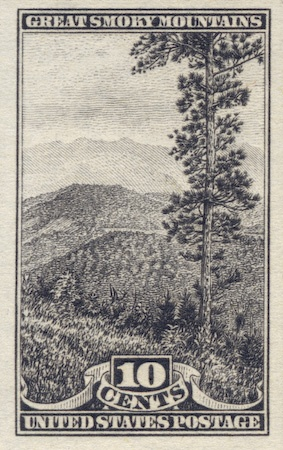 Farley's National Park Stamp Series