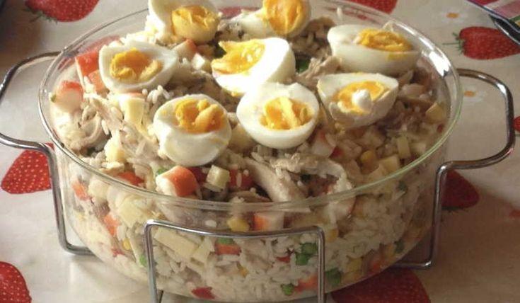 Matig kycklingsallad - Igelkottens - Recept